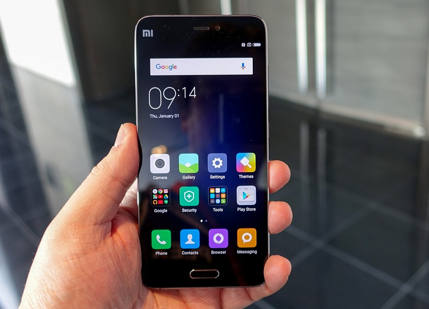 Просочились технические данные Xiaomi Mi5S