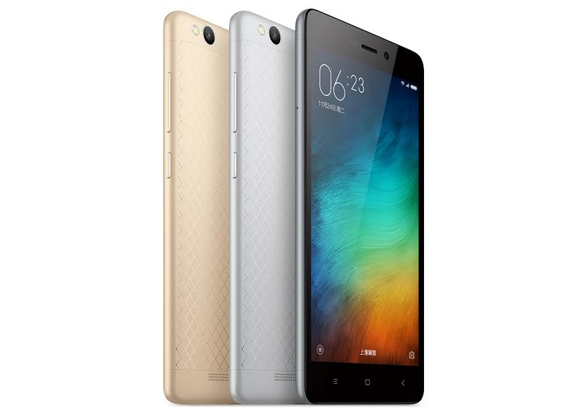 Xiaomi представит металлический Redmi 3 12 января
