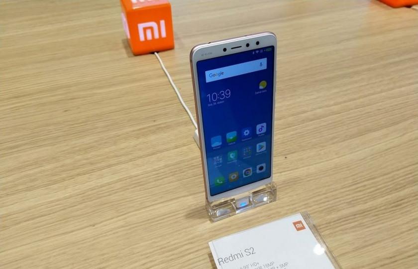 Xiaomi подтвердила дату анонса бюджетника Redmi S2