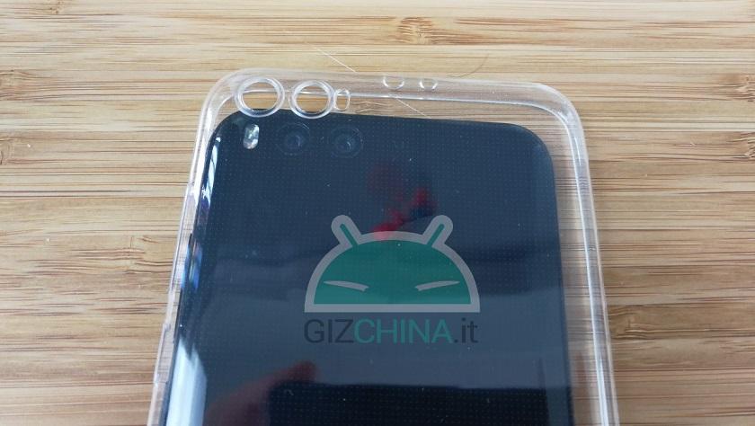 Фото чехла Xiaomi Mi 6 Plus говорят о скором выходе флагмана