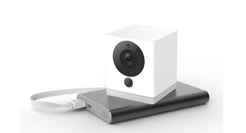 Xiaomi выпускает миниатюрную камеру для дома за 15$