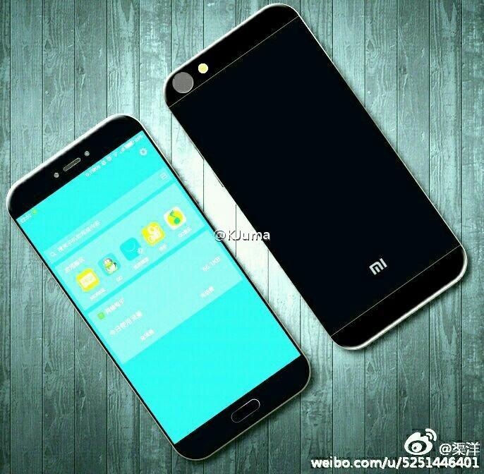 Произошла утечка фотографий Xiaomi Mi5C, ислух оцене в $145