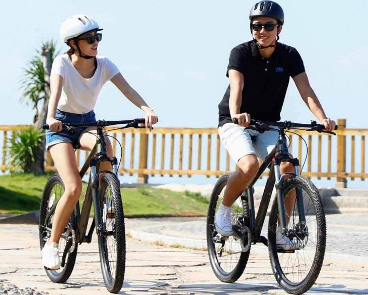 Xiaomi представила дешевый горный велосипед Mi Qicycle Mountain Bike