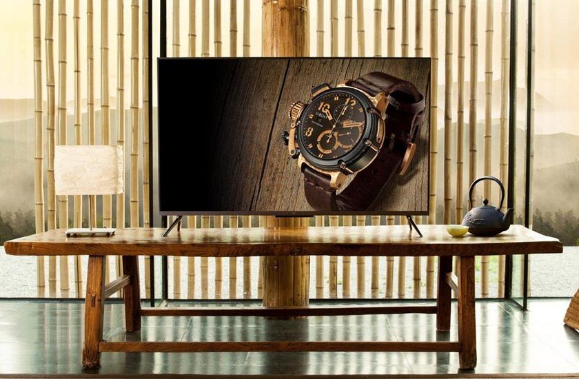 Xiaomi показала 4К-телевизор толщиной в 9.9 мм