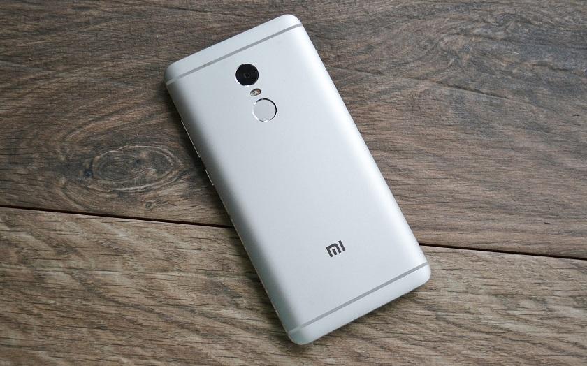 Бюджетная модель Xiaomi Redmi Note приобретает все большую известность