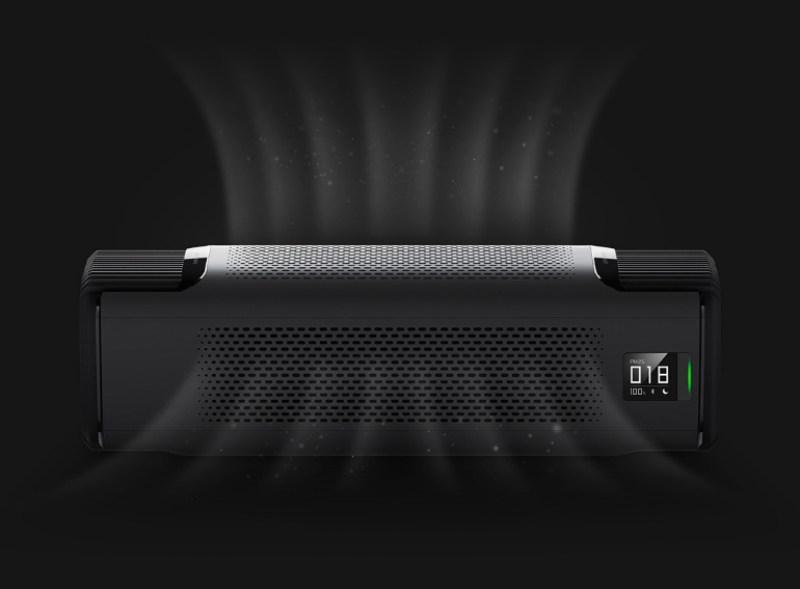 Вышел новый очиститель воздуха для салона авто Xiaomi Roidmi Car Air Purifier