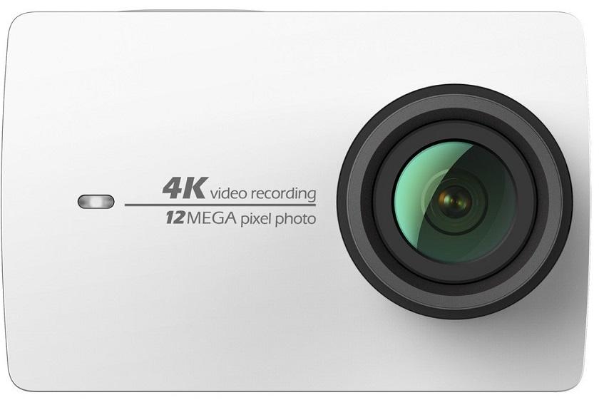 Xiaomi Yi 4K Action Camera 2 появилась на