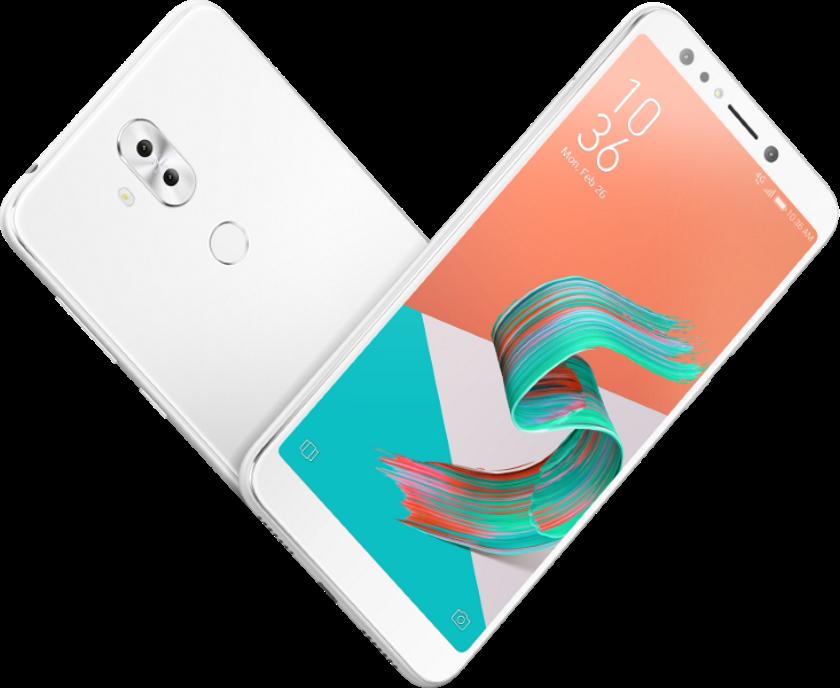 ASUS представила новые флагманские мобильные телефоны с«монобровью»