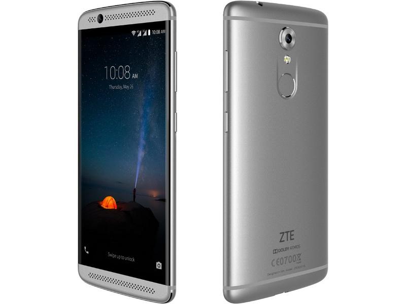 ZTE без лишнего звука выпустила смартфон Axon 7 Мини