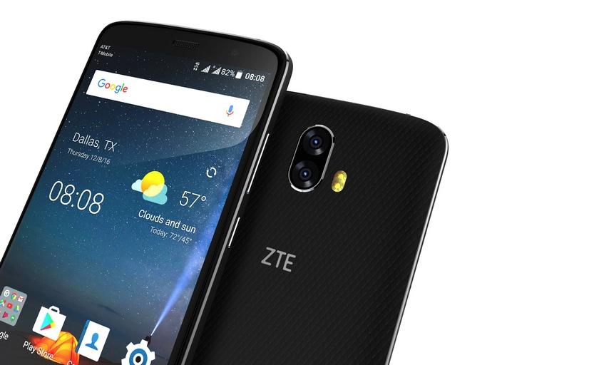 Характеристики Android-смартфона ZTE Blade V8 Pro сдвойной камерой