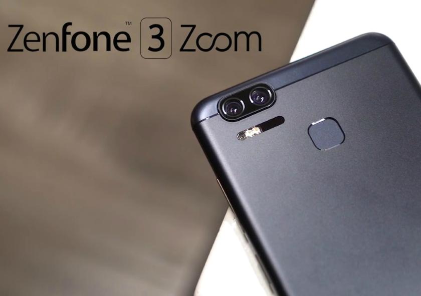 Asus ZenFone 3 Zoom начал получать Android 8.0 Oreo