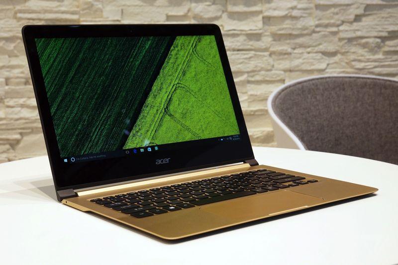 IFA 2016: Acer анонсировала ноутбуки Swift 1, 3, 5 и7
