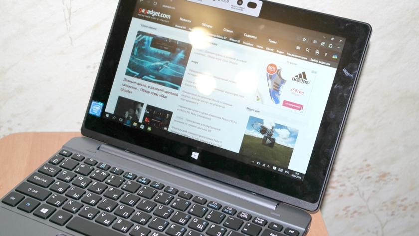 Мысли об Acer One 10: на что сегодня способен нетбук с Intel Atom?