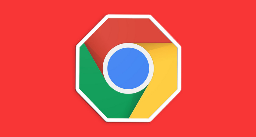 In February, Google Chrome will begin to block annoying ads