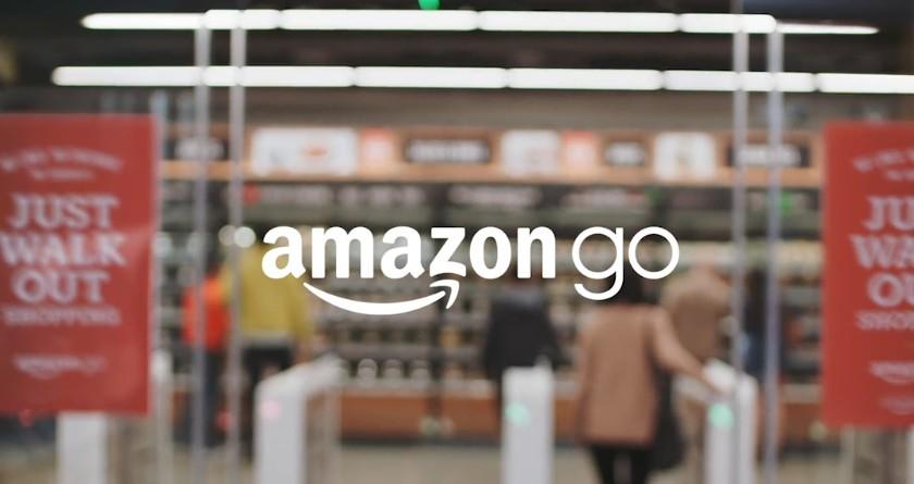 Amazon откроет продуктовый супермаркет, где покупатели будут рассчитываться через смартфон