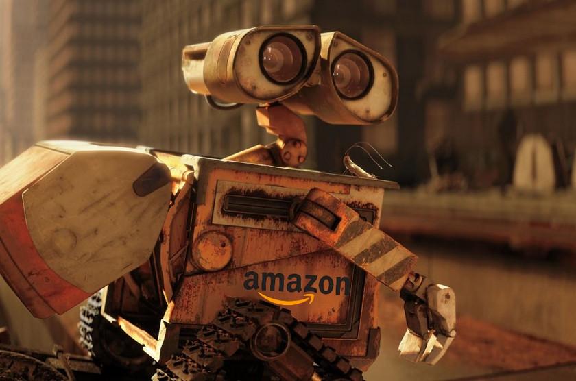 Amazon работает над домашним роботом