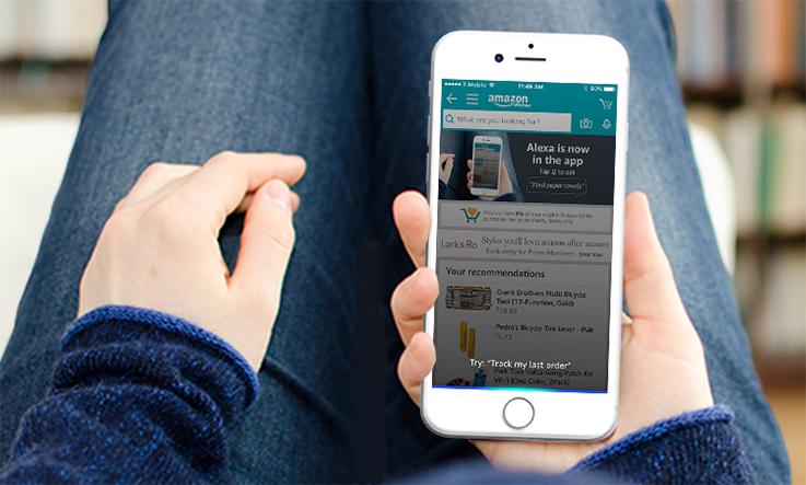 Amazon запускает новый голосовой помощник для iPhone
