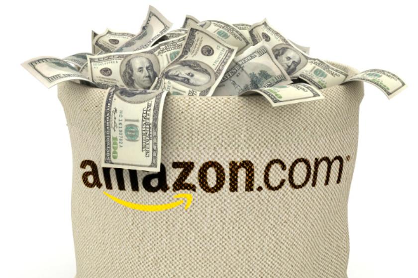 Amazon стала второй изсамых дорогих компаний мира