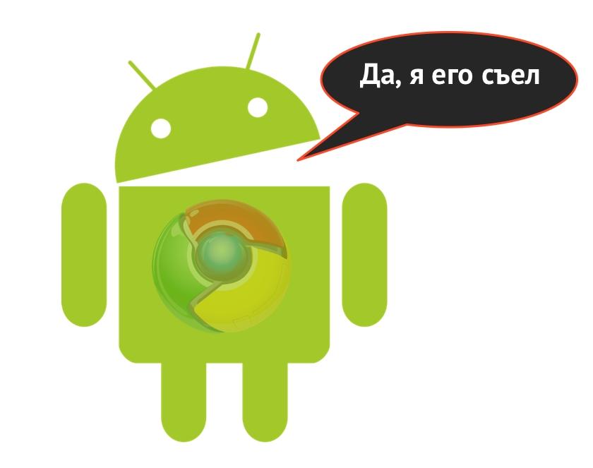 Google убьет операционную систему Chrome в пользу Android