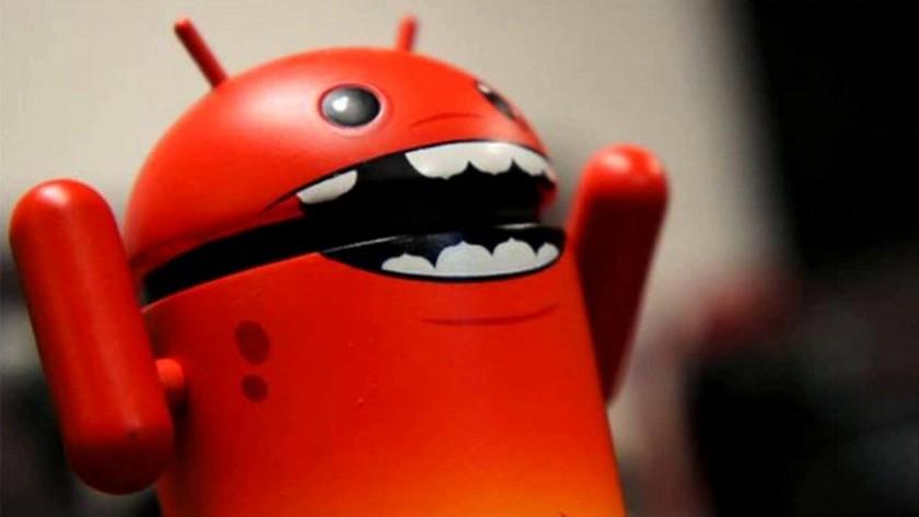 На android появился неудаляемый вирус