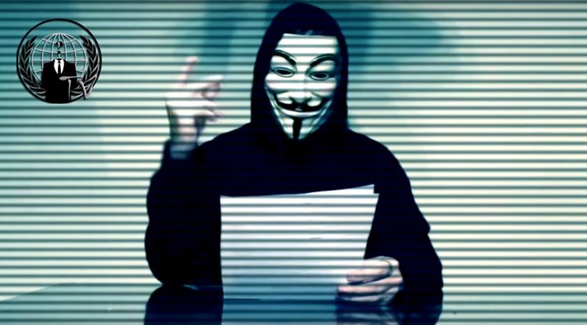 Хакеры изAnonymous объявили войну Трампу