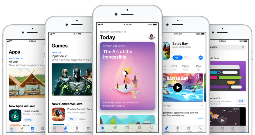 Apple launched the pre-order application in the App Store