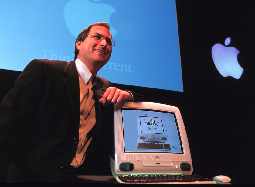 20 лет назад Apple представила первый iMac