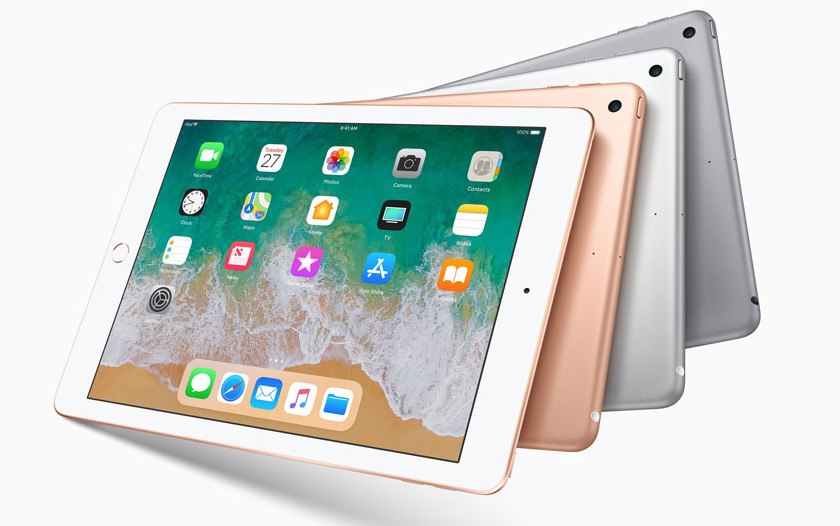 Самый доступный iPad 2018 с поддержкой Apple Pencil приехал в Россию