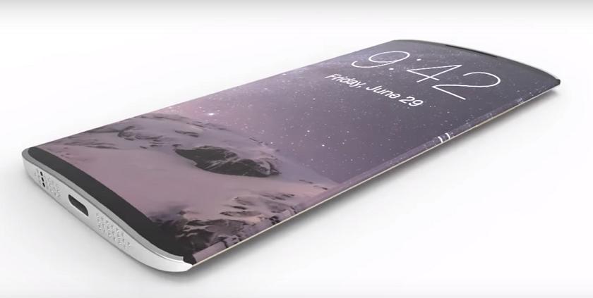 Дизайн iPhone 8 изменится