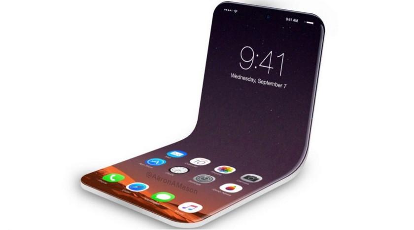 Аналитик: Apple выпустит складной iPhone в 2020 году