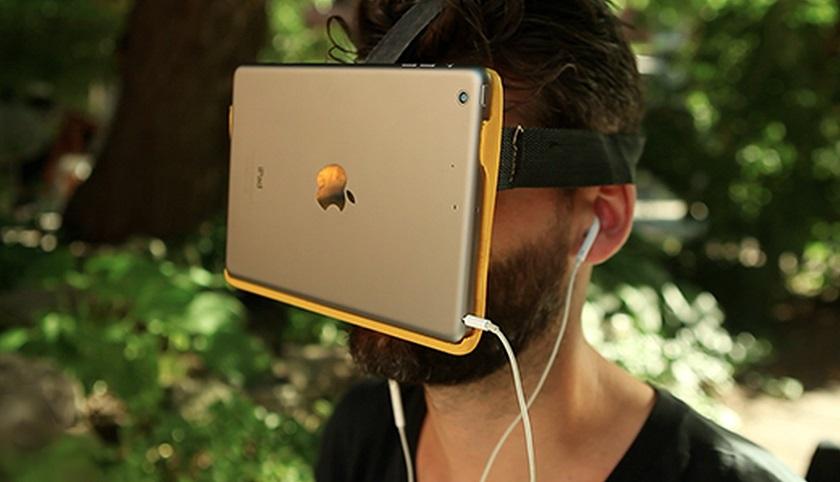 Apple переходит ввиртуальную действительность