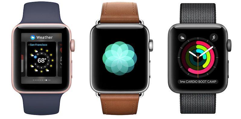 Китайские операторы перестали обслуживать Apple Watch с LTE