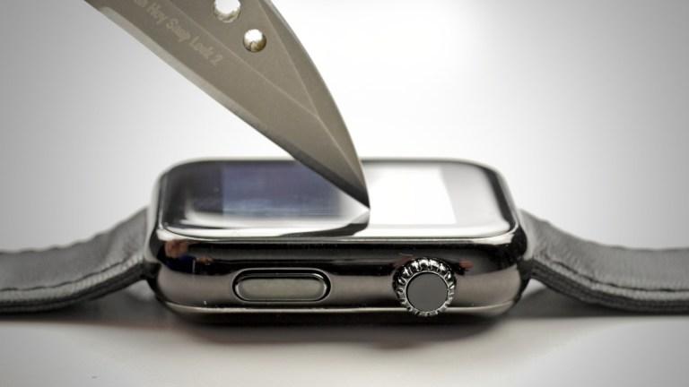 Специалист: ВApple Watch 3 Series применяется ненастоящий сапфир