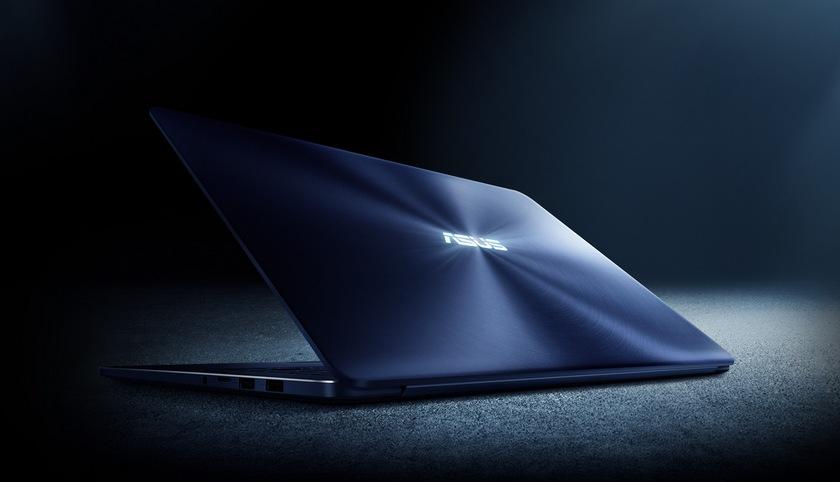 ASUS представила самый тонкий вмире конвертируемый ноутбук ZenBook Flip S (UX370)
