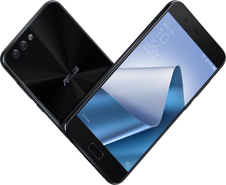 ASUS обновила смартфон Zenfone 3 Deluxe