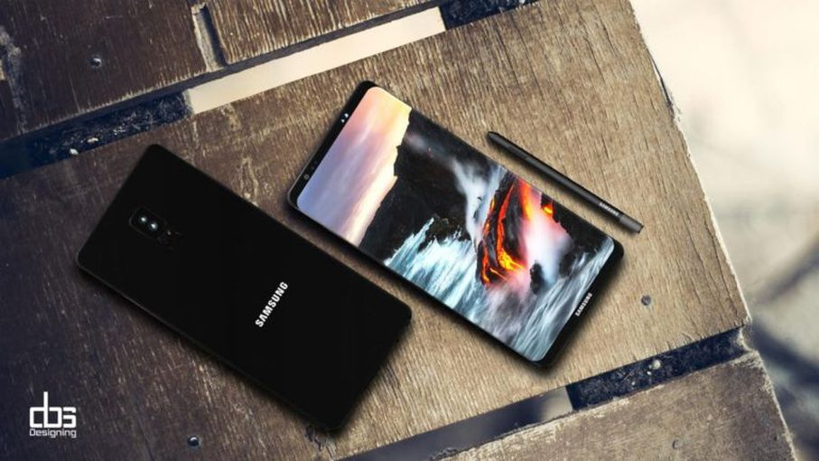Названа дата выхода Самсунг Galaxy Note 8