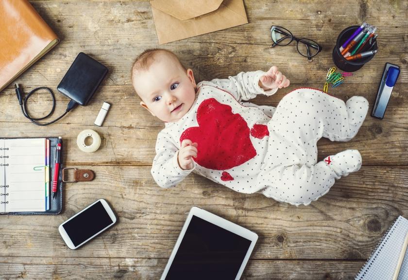 Ребенок и гаджеты