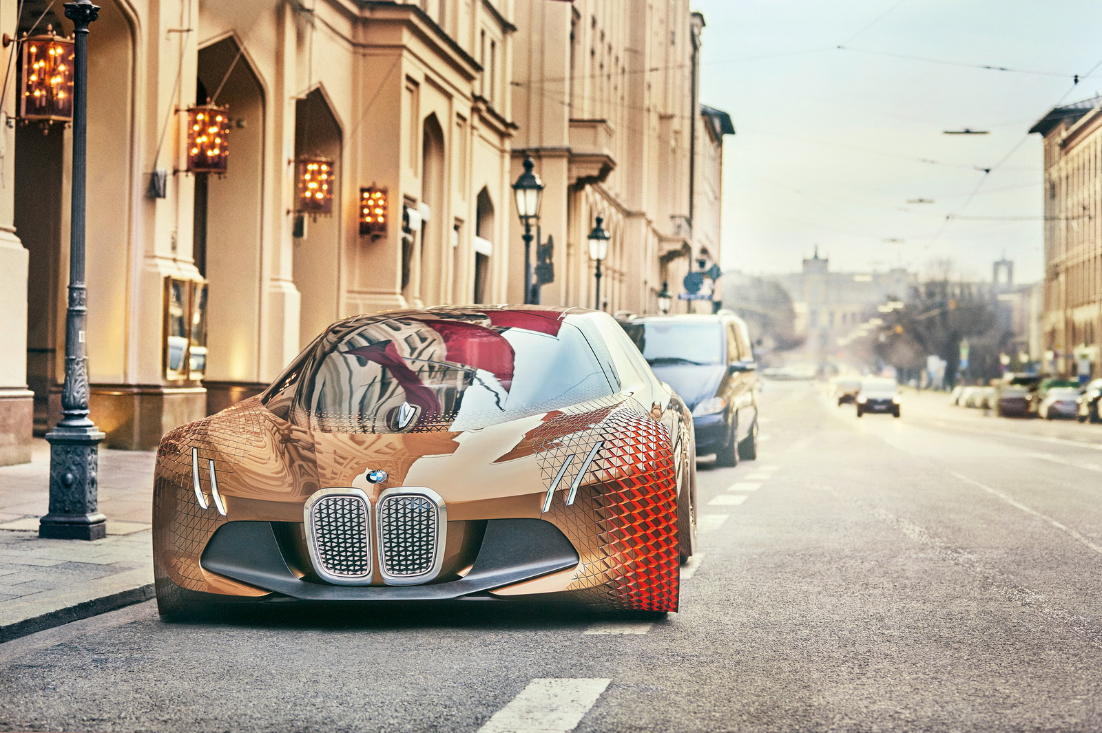 БМВ выпустит конкурента Tesla через 3 года