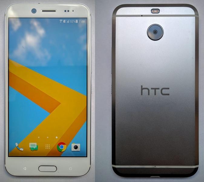 HTC Bolt будет лишён стандартного аудиоразъёма