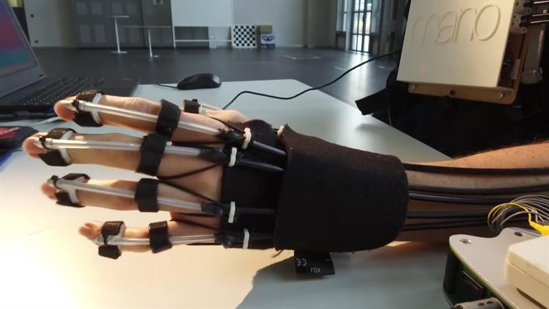 Swiss scientists have created an exoskeleton driven by the power of thought