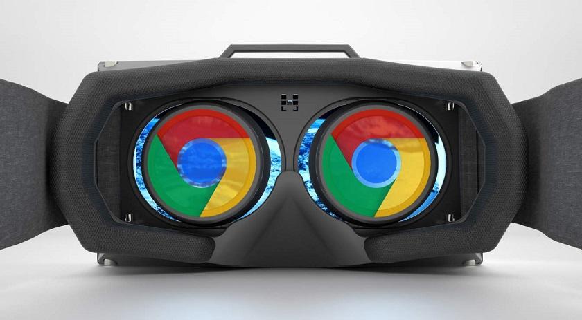 Chrome для Android начнет поддерживать виртуальную реальность