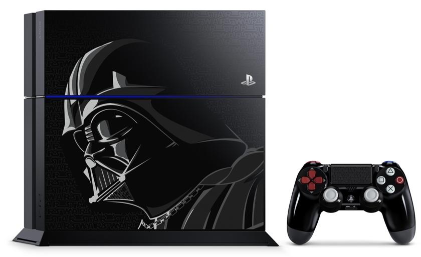 К выходу Star Wars: Battlefront приурочен выпуск особых версий PlayStation 4