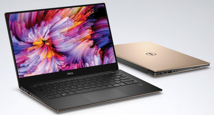 Dell обновила «безрамочный» ноутбук XPS 13