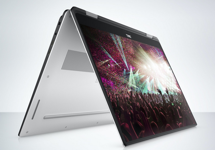 "Here is the twist: laptop-transformer Dell XPS 15 ""2-in-1"""
