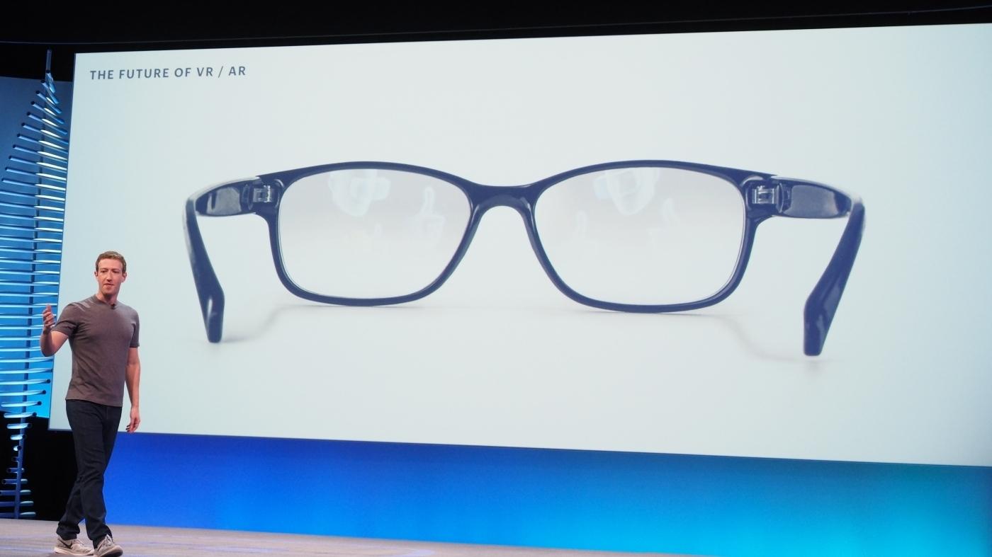 Facebook Glass