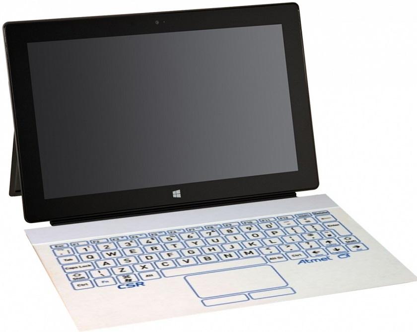 Компания Microsoft запатентовала устройство с 2-мя дисплеями