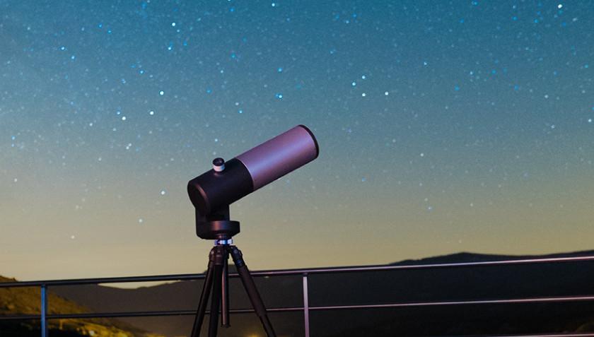 «Умный» телескоп eVscope уже собрал $1.6 млн на Kickstarter