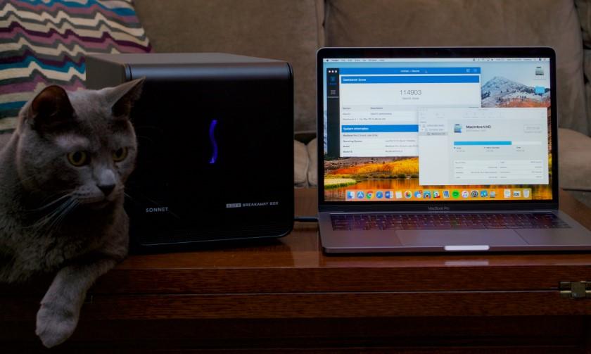 MacOS получила официальную поддержку внешних видеокарт