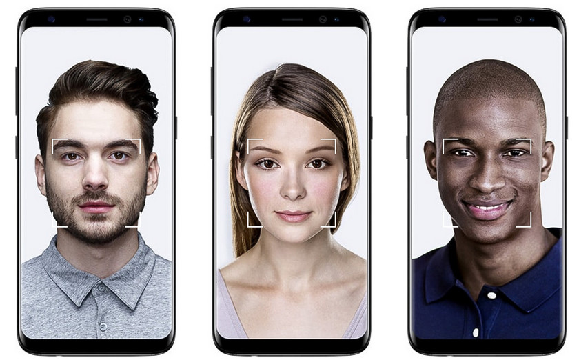Face recognition algorithms distinguish between women and blacks