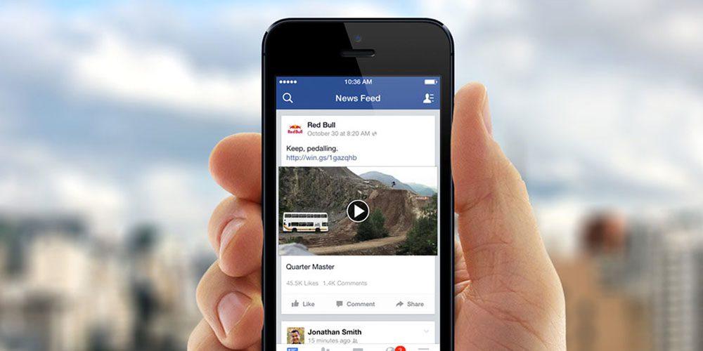 Фейсбук запустила бесплатный сервис для добавления музыки ввидео